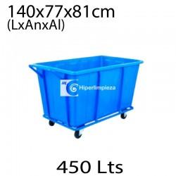 Carro de lavandería HL Culinan Extra azul
